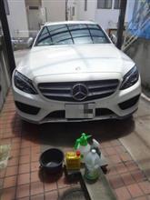梅雨明け初洗車