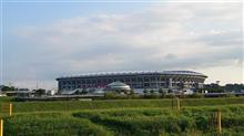 (記録用)オリンピック期間の日産スタジアム