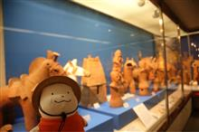 埴輪が増えた埴輪博物館へ