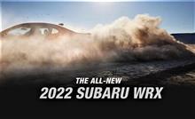 ついに来た! 2022 WRX