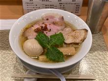今年34麵目 なにわ麺次郎 大阪難波駅