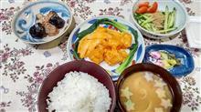 今日の夕飯
