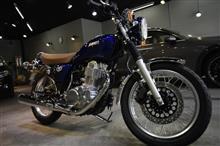 乗って楽しい、見て楽しいバイク。YAMAHA・SR400【リボルト湘南】
