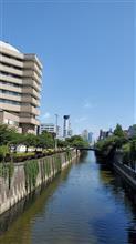 #中目黒 から、また #日本橋