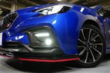 スバル VNレヴォーグ用ドライカーボン製フォグカバー予約販売開始!