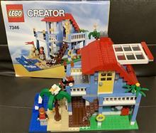 レゴクリエイターの海の家(シーサイドハウス)です♪