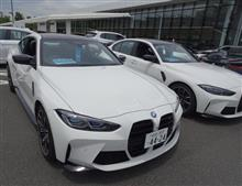 G82 M4 Competition test ride @ BMW GROUP Tokyo Bay