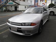 迫力満点!GTR32入庫!!