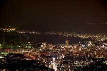 日本新三大夜景都市... 本の世界...