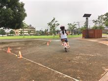自転車 朝練 最終日!