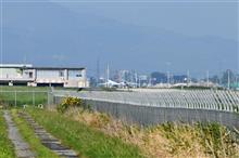 2021年8月25日(水)松島基地展開 その1(ブルーインパルス 東京2020パラリンピック競技大会関連展示飛行の為に展開してい入間基地より帰投)