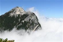 栗沢山2714m・・・図らずも宇多田ヒカルのCMをトレースした登山