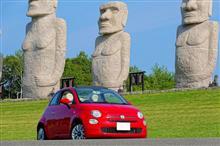 [累計走行18,000km達成]フィアット・500c 平均燃費は16.32km/L