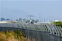2021年8月25日(水)松島基地展開 その2(支援機C-1!)