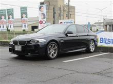 TEXAエアコンクリーニング...BMW F10 528i エアコンガスチャージ