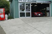 御予約にてys special ver.2 施工後おおよそ1年 BMW MINIクラブマン メンテナンス作業にて入庫頂きました^^