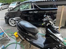 つゆだく洗車😅