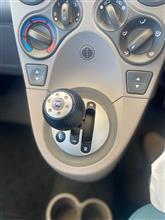 FIAT500Cの塗装剥げ〜代車パンダのデュアロジック