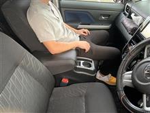ルーミーコンソールボックス♪車内がこんなに便利になります(^O^)