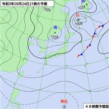 台風15号⁈