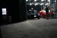 "C-HR G""Mode-Nero Safety Plus 洗車などを終え 磨き作業を進めてます^^"