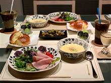 Dinner at the end of the month