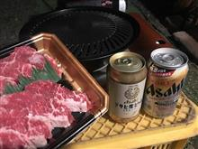Night BBQ~!