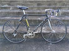30年選手の自転車を復活させ…