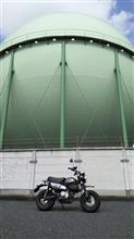 ♪新型モンキー♪ 〜都内で納車→慣らしで栃木遠征〜