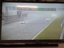 雨のスタートドライバーとして。