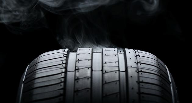 タイヤの表面