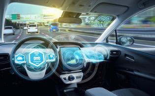 近未来的運転システム