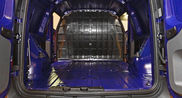 自動車の積載スペース