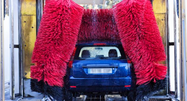 洗車機 使い方