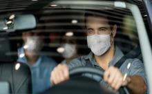 車内でのコロナ対策