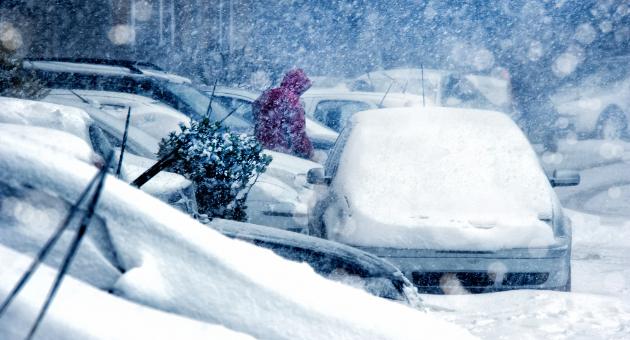 積雪シーズン