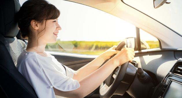 初心者 運転がうまい人 運転が下手な人