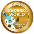 86&BRZ world in MEGA WEB