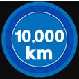 10000kmキロポスト