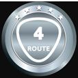 日本最長国道 国道4号
