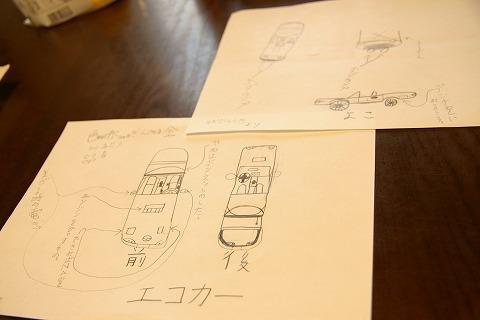 小学2年の男の子の理想の車