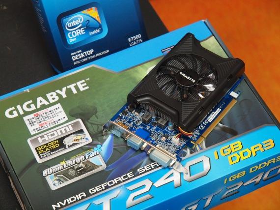 CPUとグラボを更新!