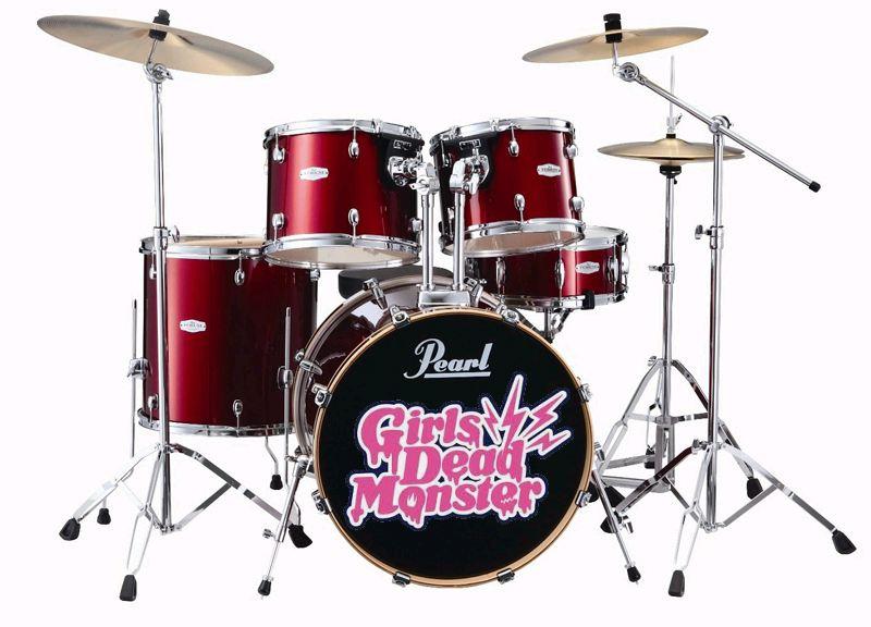 モンスター 太鼓 ドラム