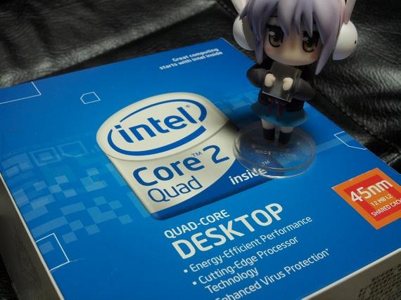 Core2Quad Q9550 2.83GHz 6MBx2 TDP95W