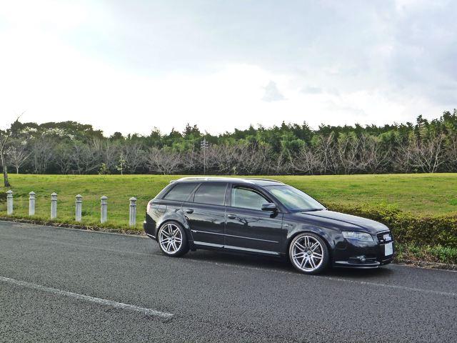 RS4 Genuine Wheel Lims B7 A4