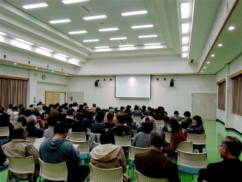 安田淳一監督の映画「ごはん」/愛知県西尾市矢田ふれあいセンター上映会