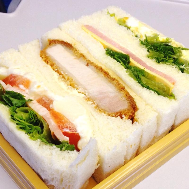 名古屋駅 売店 サンドイッチ