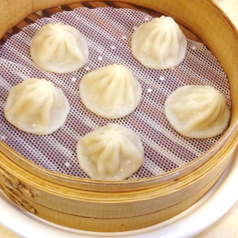 台湾タンパオ 南京町店 小籠包