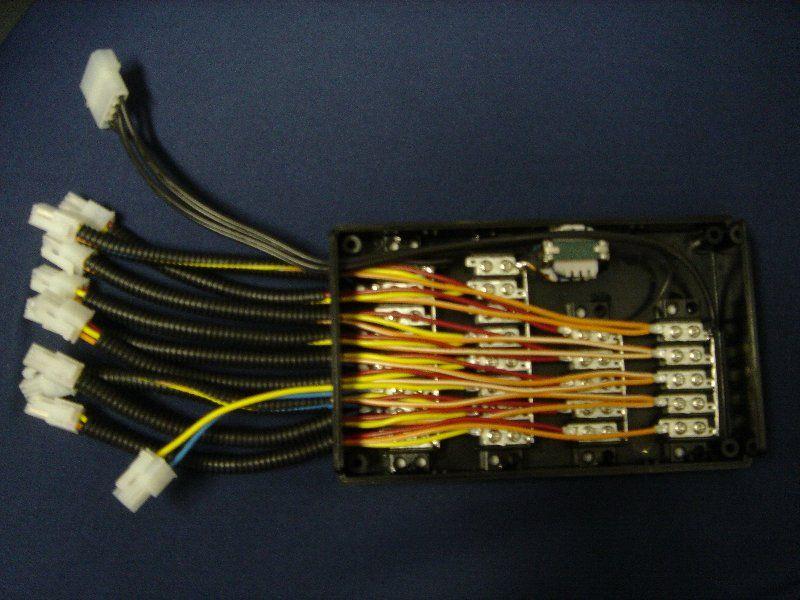 電源配線の整理