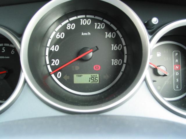 名古屋←→東京間で出した燃費計の記録です。荷物いっぱいでしたが、なければもう少しのびたでしょう。